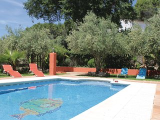 Stunning home in Montecorto w/ WiFi and 3 Bedrooms