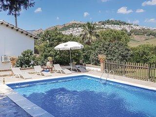 Nice home in Jimena de la Frontera w/ WiFi and 5 Bedrooms
