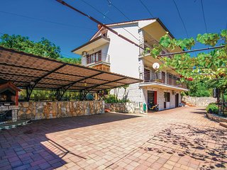 Stunning home in Lovran w/ WiFi and 0 Bedrooms (CKO647)