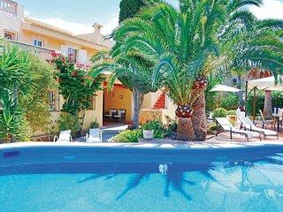 Huis in een rustige omgeving, net buiten Palma