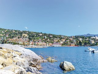 Stunning apartment in S. Margherita Ligure w/ WiFi and 1 Bedrooms