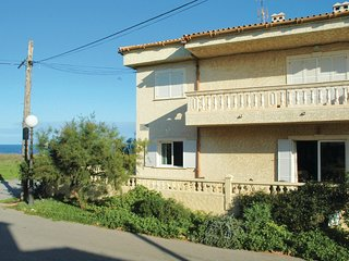 Nice home in Cala Morlanda w/ 1 Bedrooms
