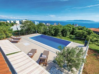 Awesome home in Rijeka w/ WiFi and 4 Bedrooms