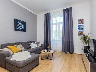 Nice home in Rijeka w/ WiFi and 1 Bedrooms
