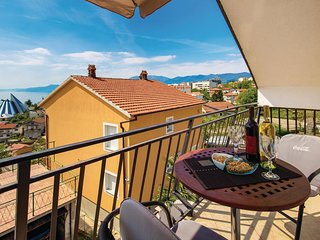 Awesome home in Rijeka w/ WiFi and 2 Bedrooms