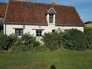 Le Petit Verger. A delightful cottage in the heart of the Loire Valley.