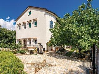 Nice home in Rijeka w/ WiFi and 3 Bedrooms