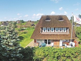 Beautiful home in List OT Westerheide w/ WiFi and 1 Bedrooms
