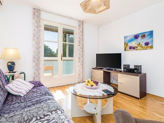 Amazing home in Rijeka w/ WiFi and 1 Bedrooms