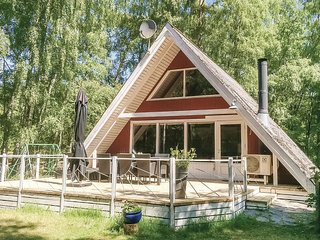 Nice home in Nexø w/ WiFi and 1 Bedrooms