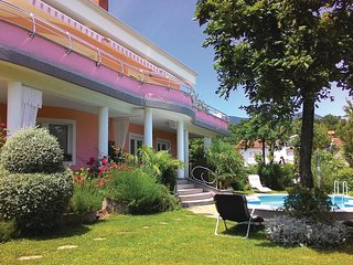 Nice home in Lovran w/ WiFi, 1 Bedrooms and Outdoor swimming pool (CKO963)