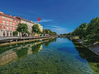 Beautiful home in Rijeka w/ WiFi and 1 Bedrooms