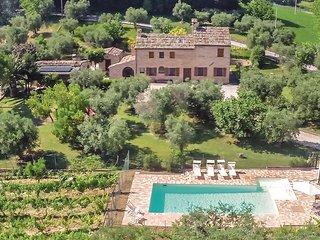 Villa dei Girasoli