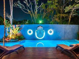 Casa Adama - 5BR Magical Abode in the heart of Tulum!