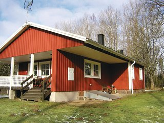 Beautiful home in Agunnaryd w/ 3 Bedrooms and WiFi