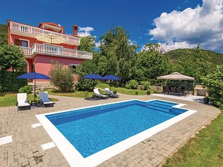Amazing home in Veprinac w/ WiFi and 3 Bedrooms (CKO420)