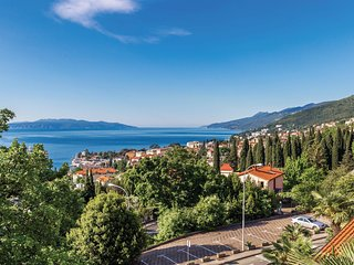 Stunning home in Opatija w/ WiFi and 1 Bedrooms (CKO448)