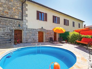 Amazing home in Veprinac w/ WiFi and 2 Bedrooms