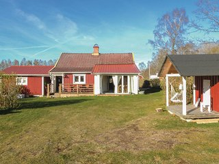 Beautiful home in Grimslov w/ WiFi and 2 Bedrooms
