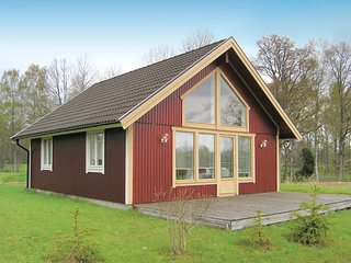 Stunning home in Bolmso w/ 1 Bedrooms