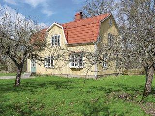 Nice home in Vaxjo w/ 2 Bedrooms