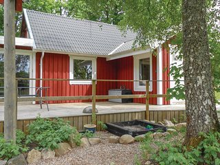Nice home in Lidhult w/ 1 Bedrooms