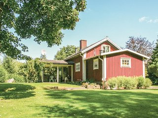 Beautiful home in Gemla w/ Sauna, 2 Bedrooms and WiFi
