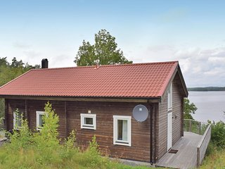 Nice home in Vetlanda w/ WiFi and 2 Bedrooms