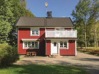 Amazing home in Stensjön w/ WiFi and 2 Bedrooms (S30070)