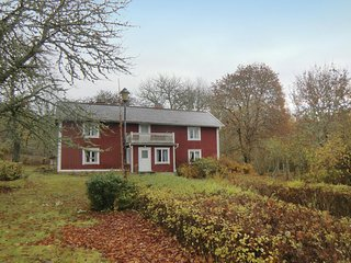 Nice home in Vetlanda w/ WiFi and 3 Bedrooms