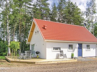 Stunning home in Vaggeryd w/ WiFi and 1 Bedrooms