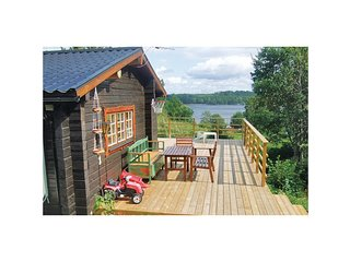 Awesome home in Tranås w/ WiFi and 3 Bedrooms