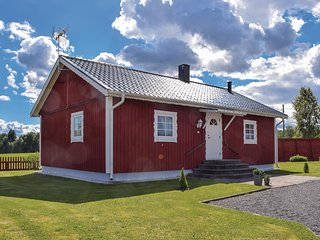 Stunning home in Rörvik w/ 1 Bedrooms (S30077)