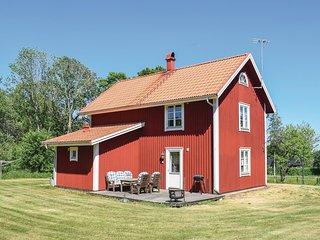 Amazing home in Korsberga w/ 3 Bedrooms