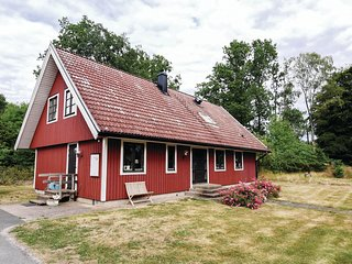 Awesome home in Bredaryd w/ WiFi and 4 Bedrooms