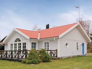 Awesome home in Brandstorp w/ WiFi and 3 Bedrooms (S30195)