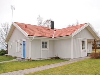 Awesome home in Brandstorp w/ WiFi and 3 Bedrooms