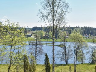Stunning home in Hok w/ Sauna, WiFi and 2 Bedrooms
