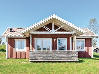 Awesome home in Hok w/ Sauna, WiFi and 1 Bedrooms (S30201)