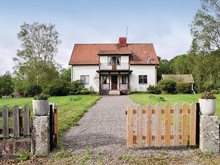 Awesome home in Vimmerby w/ 4 Bedrooms
