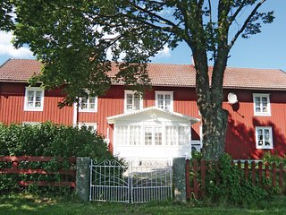 Amazing home in Kristdala w/ Sauna and 4 Bedrooms