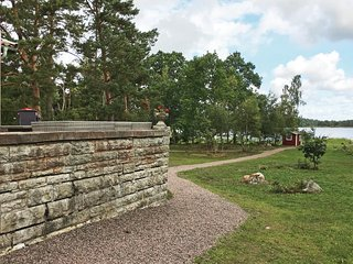 Beautiful home in Rockneby w/ WiFi and 4 Bedrooms