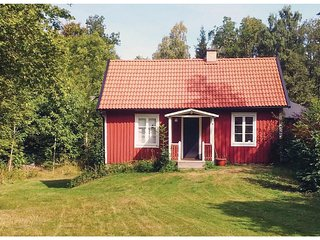 Awesome home in Påryd w/ 1 Bedrooms (S35023)