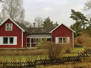 Stunning home in Figeholm w/ WiFi and 3 Bedrooms