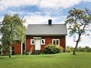 Nice home in Kristdala w/ 2 Bedrooms