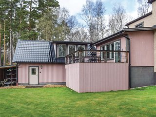 Stunning home in Orrefors w/ 2 Bedrooms