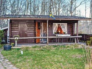 Amazing home in Torsas w/ 1 Bedrooms (S35091)