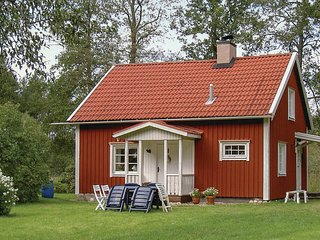 Amazing home in Vimmerby w/ 1 Bedrooms