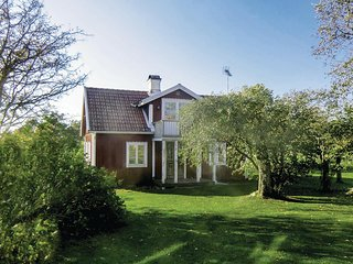 Stunning home in Virserum w/ WiFi and 1 Bedrooms