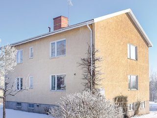 Beautiful home in Södra Vi w/ WiFi and 2 Bedrooms
